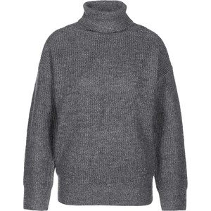 Wemoto Eldon W pull en laine grey melange