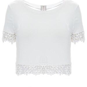Glamorous Top - blanc