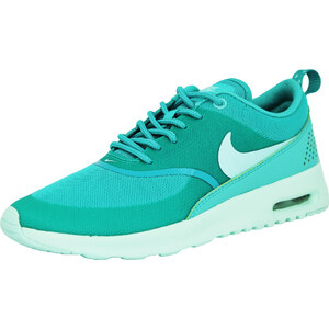 Nike Chaussures AIR MAX THEA Chaussures Sneakers Mode Femme Bleu Turquoise
