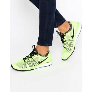 Nike - Dual Fusion - Sneakers in Neongelb - Gelb