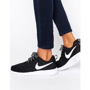 Nike - Roshe - Baskets - Noir et blanc - Noir