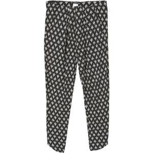 MANGO Pantalon Imprimé Fluide