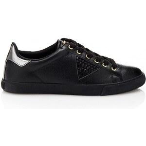 Guess Marline 5 - Sneakers en cuir - noir