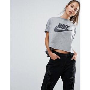 Nike - Signal - T-shirt court - Gris