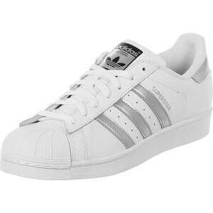 adidas Superstar W chaussures white/silver/black