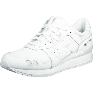 Asics Gel Lyte Iii chaussures white/white