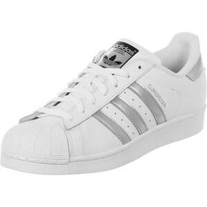 adidas Superstar W Schuhe white/silver/black