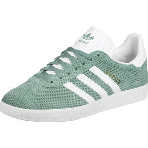 adidas Gazelle chaussures vapour steel/white