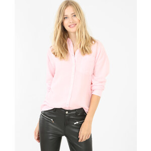 Chemise coton ample rose, Femme, Taille M -PIMKIE- MODE FEMME