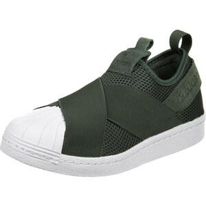 adidas Superstar Slip On W chaussures shagrn/ftwr white