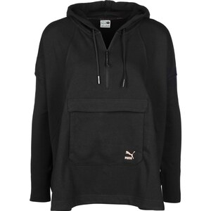 Puma Evo Hooded W poncho black