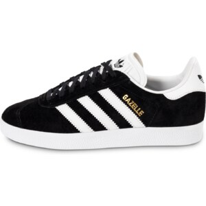 adidas Baskets/Tennis Gazelle W Noire Femme
