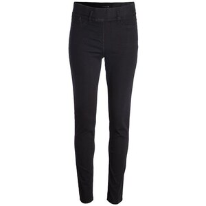 Tregging taille standard Noir Elasthanne - Femme Taille 36 - Bréal