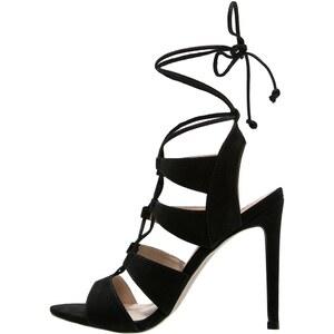 Steve Madden High Heel Sandaletten black