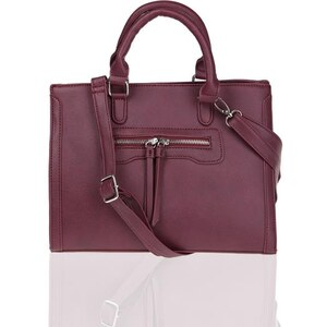 Sac rigide Violet Polyester - Femme Taille T.U - Cache Cache