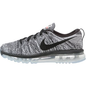 Nike Performance FLYKNIT MAX Chaussures de running neutres black/white