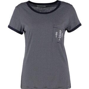 TWINTIP Tshirt imprimé blue/white