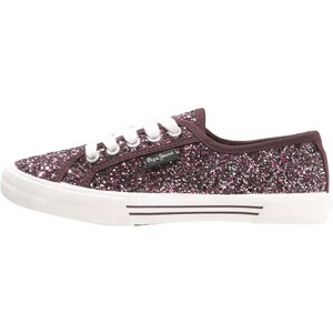 Pepe Jeans ABERLADY MOON PARTY Baskets basses burgundy
