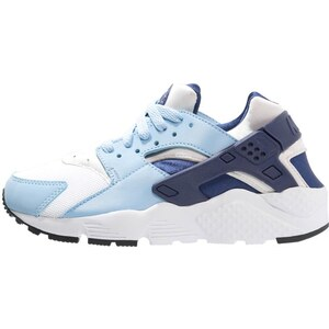 Nike Sportswear HUARACHE RUN Baskets basses white/deep royal blue/bluecap/black
