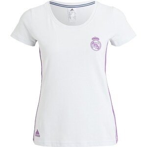 adidas Performance REAL MADRID Tshirt de sport white