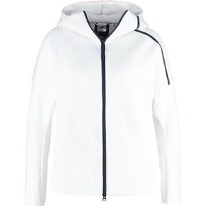 adidas Performance Sweat zippé white/collegiate navy