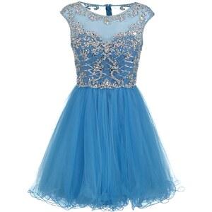 Luxuar Fashion Robe de soirée skyblue