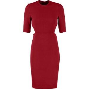 Even&Odd Robe fourreau dark red