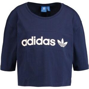 adidas Originals BLUE GEOLOGY Tshirt imprimé nindig