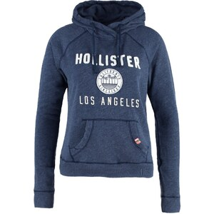 Hollister Co. CORE POPOVER Sweatshirt navy