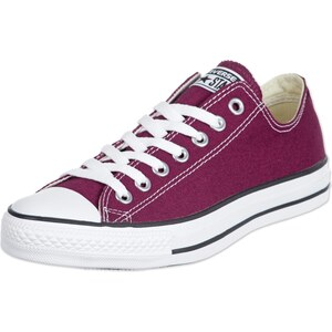 Converse All Star Ox chaussures maroon