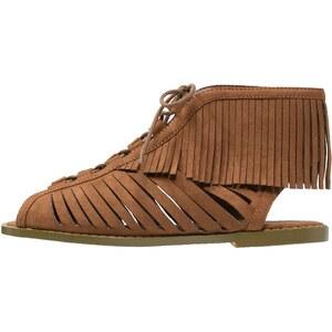 Missguided Sandales classiques / Spartiates tan