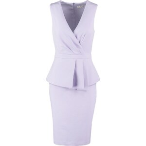 Miss Selfridge Robe fourreau purple