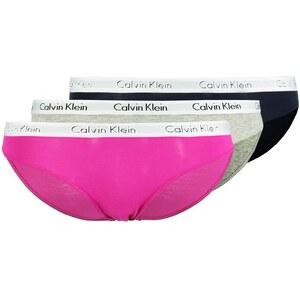 Calvin Klein Underwear CAROUSEL 3 PACK Slip pink