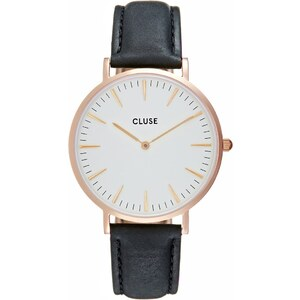 Cluse LA BOHÈME Montre rose goldcoloured/white/black