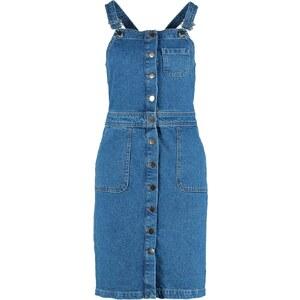 Dorothy Perkins Robe en jean blue