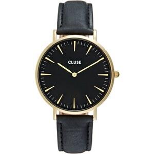 Cluse LA BOHÈME Montre goldcoloured/black/black