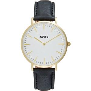 Cluse LA BOHÈME Montre goldcoloured/white/black