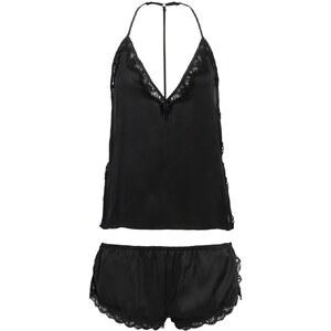 Women Secret Pyjama black
