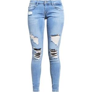 ONLY ONLCORAL Jeans Skinny light blue denim
