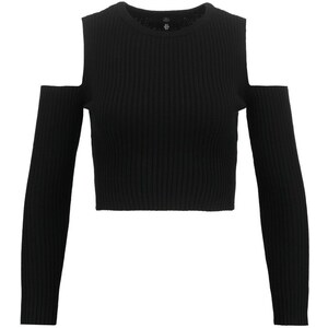 Missguided Pullover black