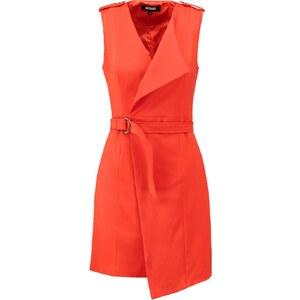 Missguided Robe fourreau orange