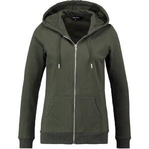 New Look Sweat zippé khaki