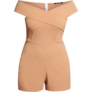 Missguided Combinaison brown