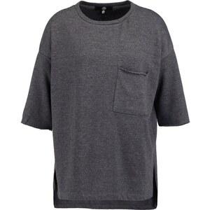 Missguided Sweatshirt dark grey
