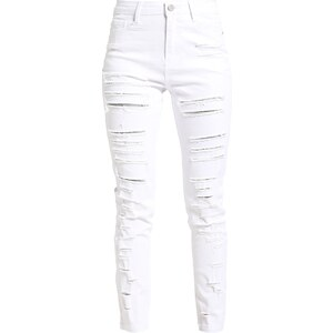 Missguided Petite SINNER Jeans Skinny white