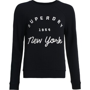 Superdry Sweatshirt black
