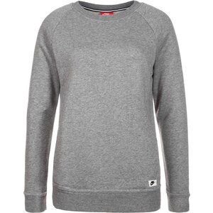 Nike Sportswear MODERN CREW Sweatshirt carbon heather/dark grey