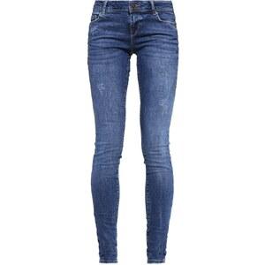 Vero Moda VMFIVE Jean slim medium blue denim