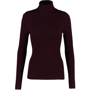 New Look Pullover dark burgundy