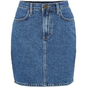 Urban Outfitters Jupe en jean indigo
